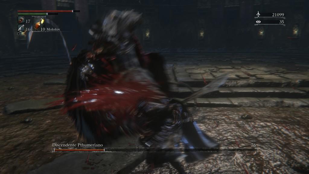 Bloodborne screenshot 19