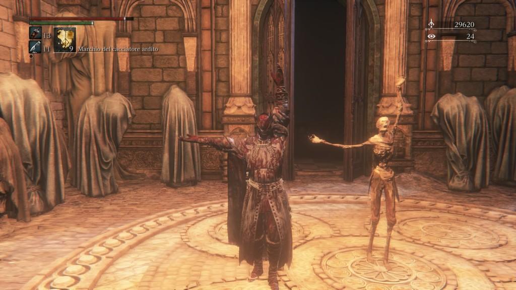 Bloodborne screenshot 27