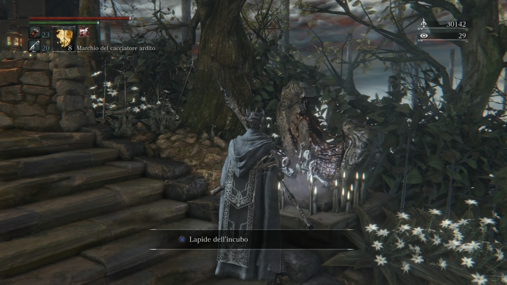 Bloodborne screenshot 10