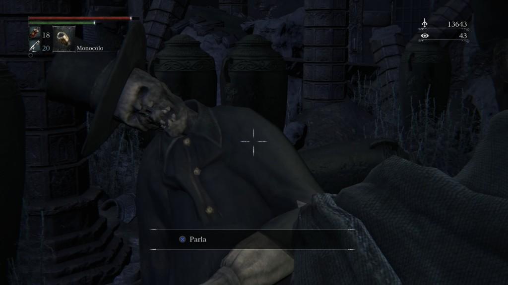 Bloodborne screenshot 20