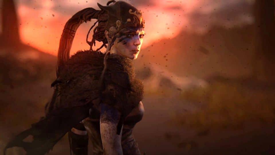 I Ninja Theory offrono un primo assaggio di gameplay di Hellblade...purtroppo tramite cellulare