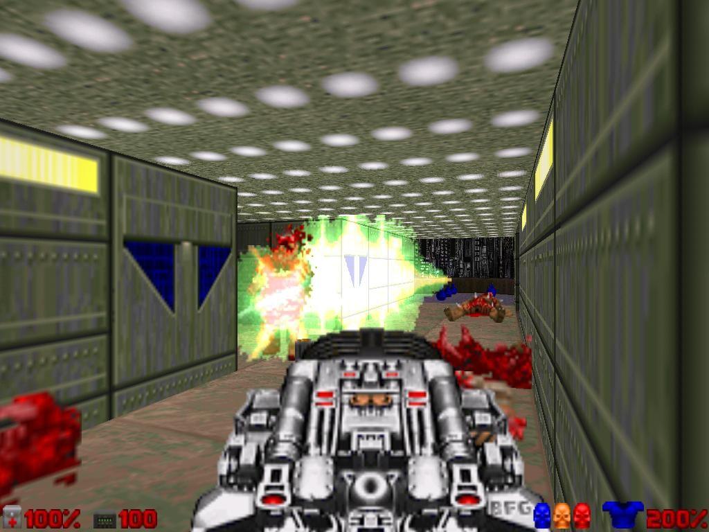 doom 1993 bfg 2