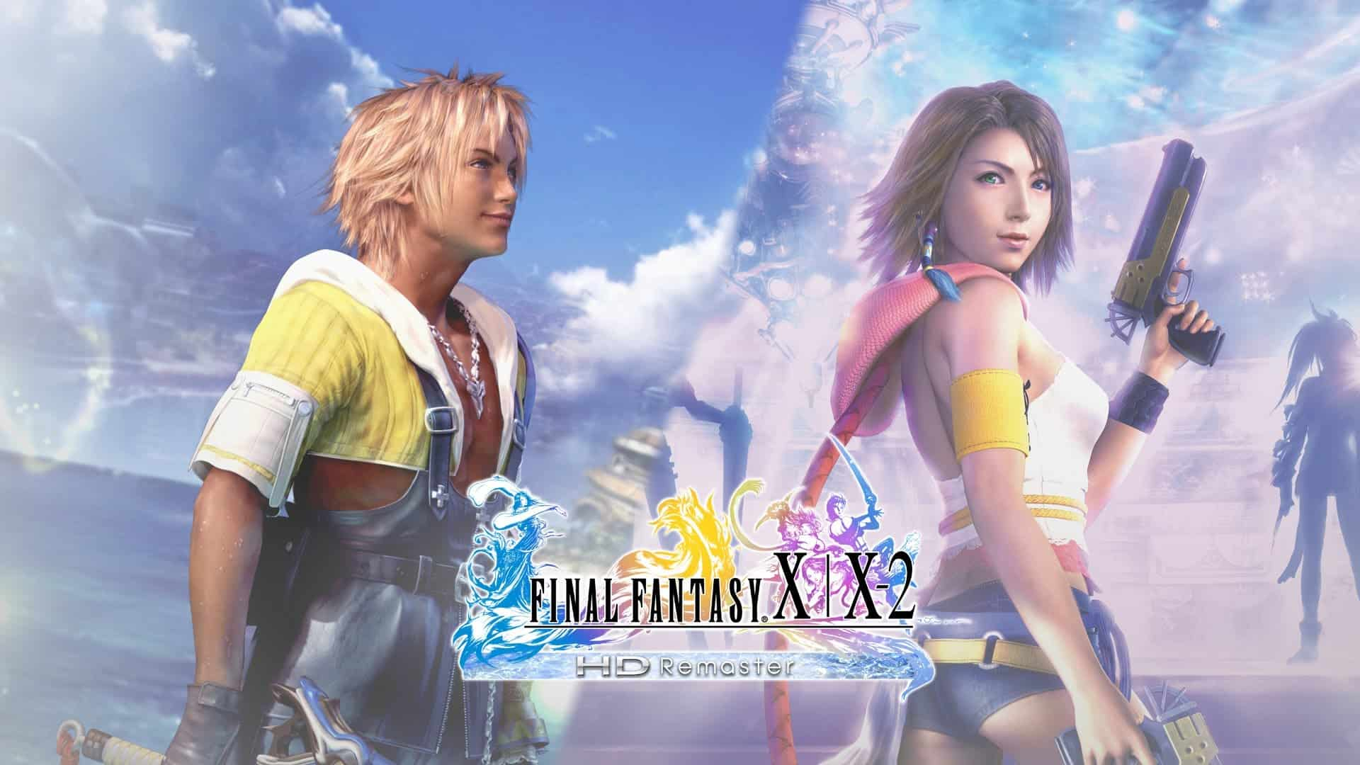 Final Fantasy X/X-2 HD Collection