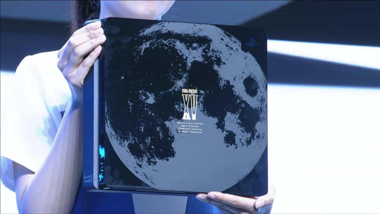 PlayStation 4 Luna edition annunciata per il Giappone