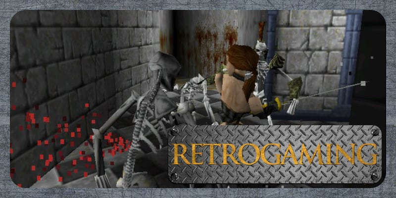 RetroGaming, puntata 46: Deathtrap Dungeon (1998; PS1, PC)