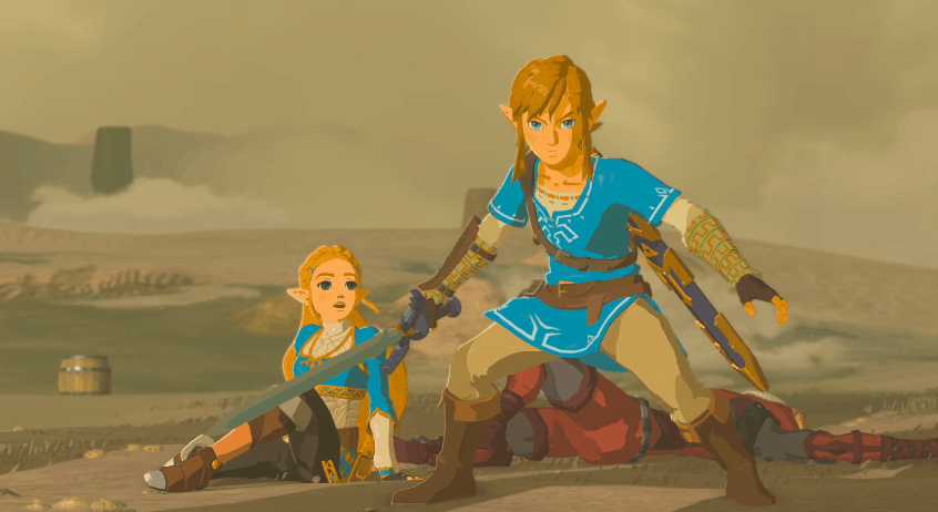 Nuovi leak per The Legend of Zelda: Breath of the Wild