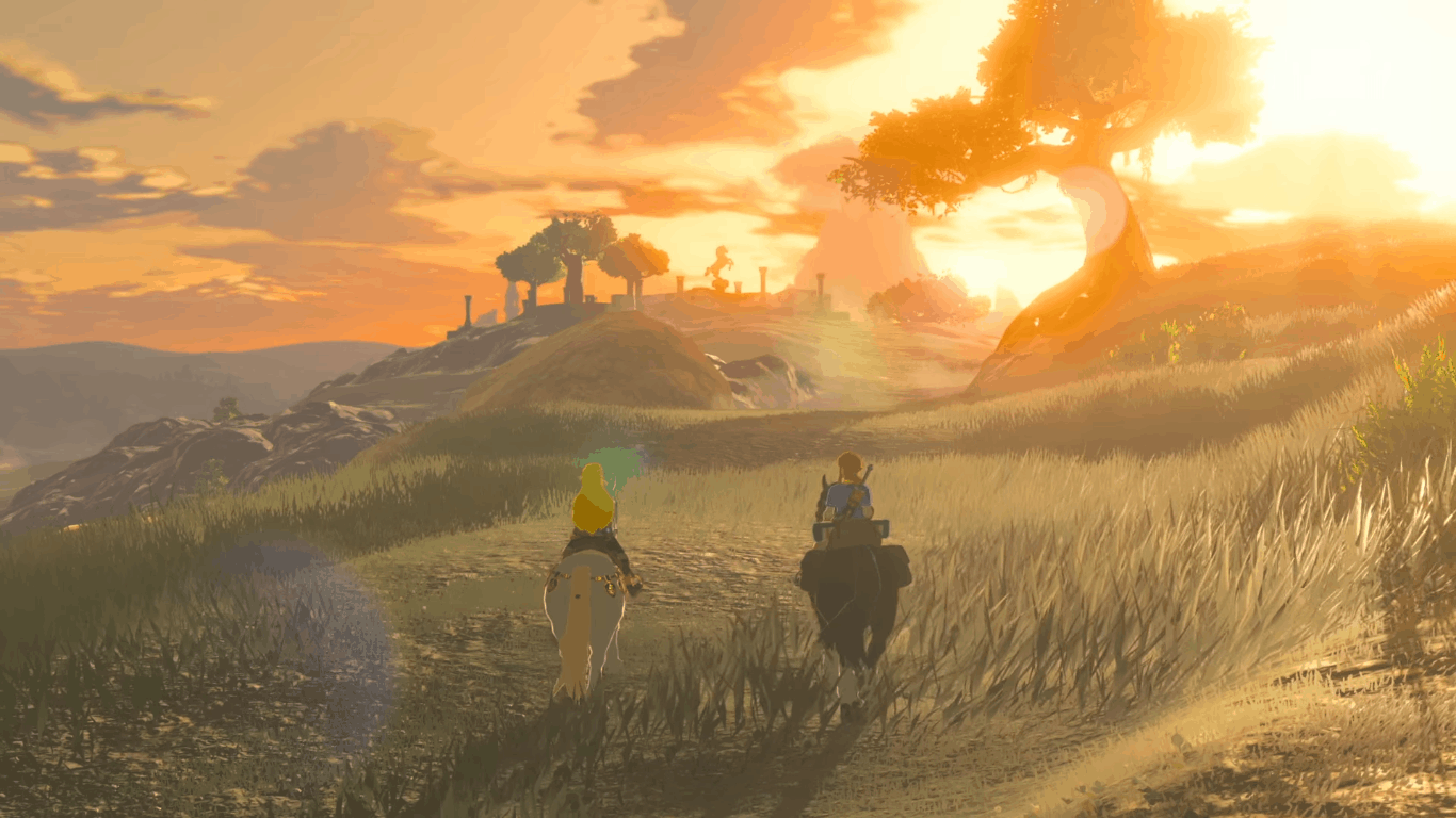 The Legend of Zelda: Breath of the Wild – la vera identità dell'Old Man