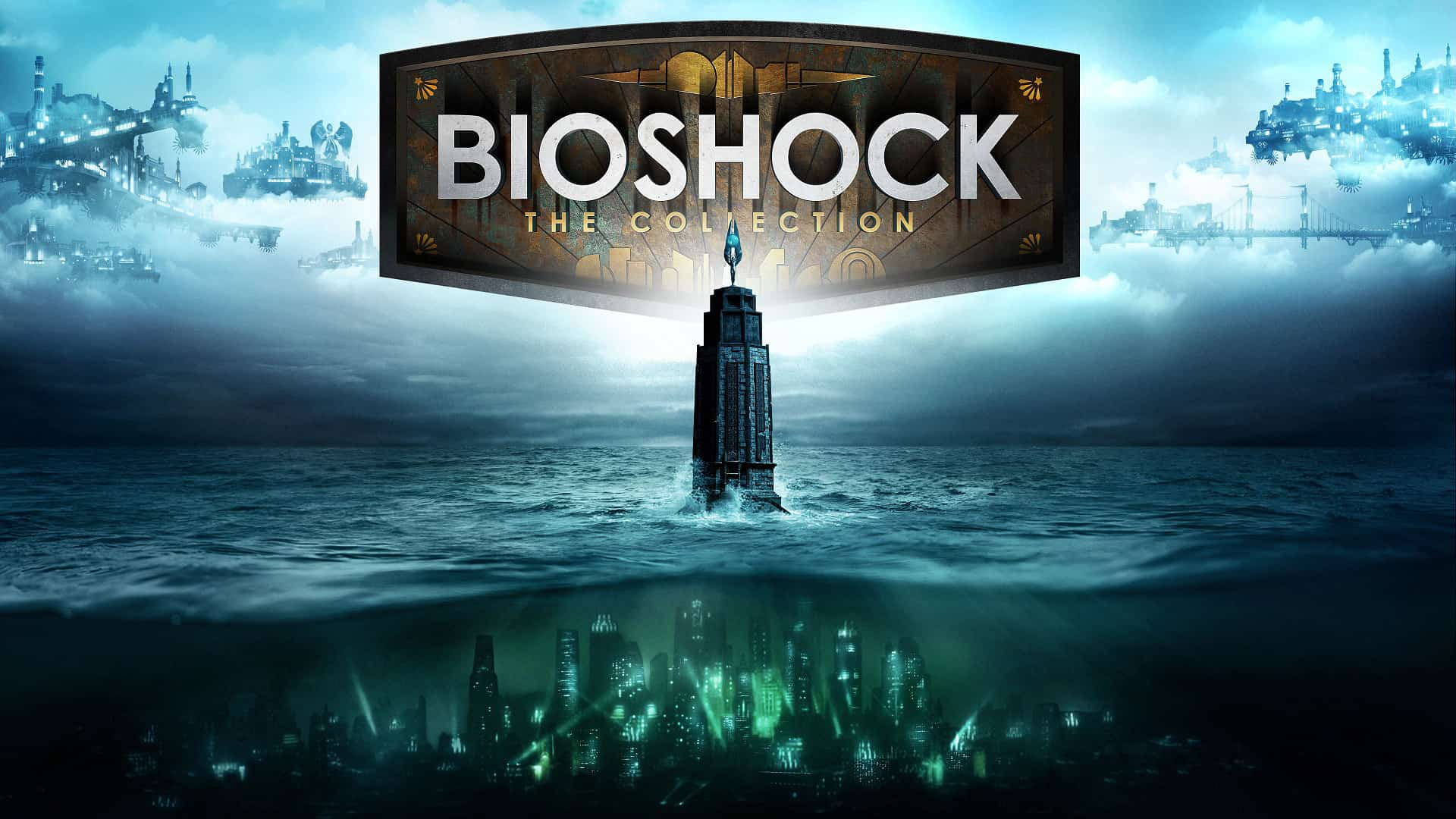 bioshock the collection immagine in evidenza