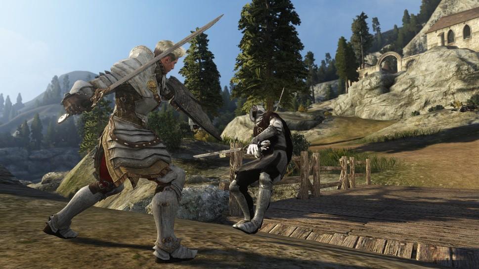 Black Desert Online combat