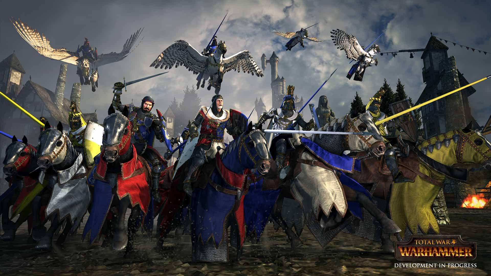 Total War Warhammer Bretonnia