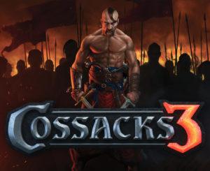 Cossacks 3 cover provvisoria