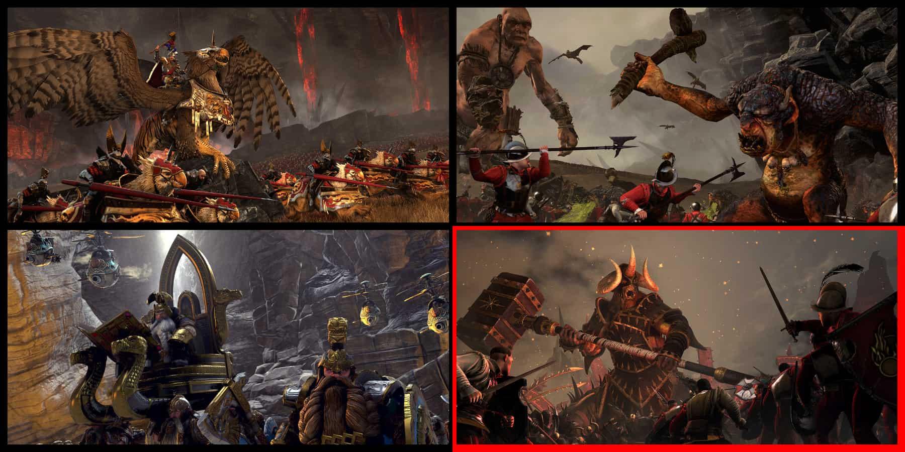 TW Warhammer DLC al lancio