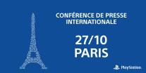 Paris Games Week Sony 2015