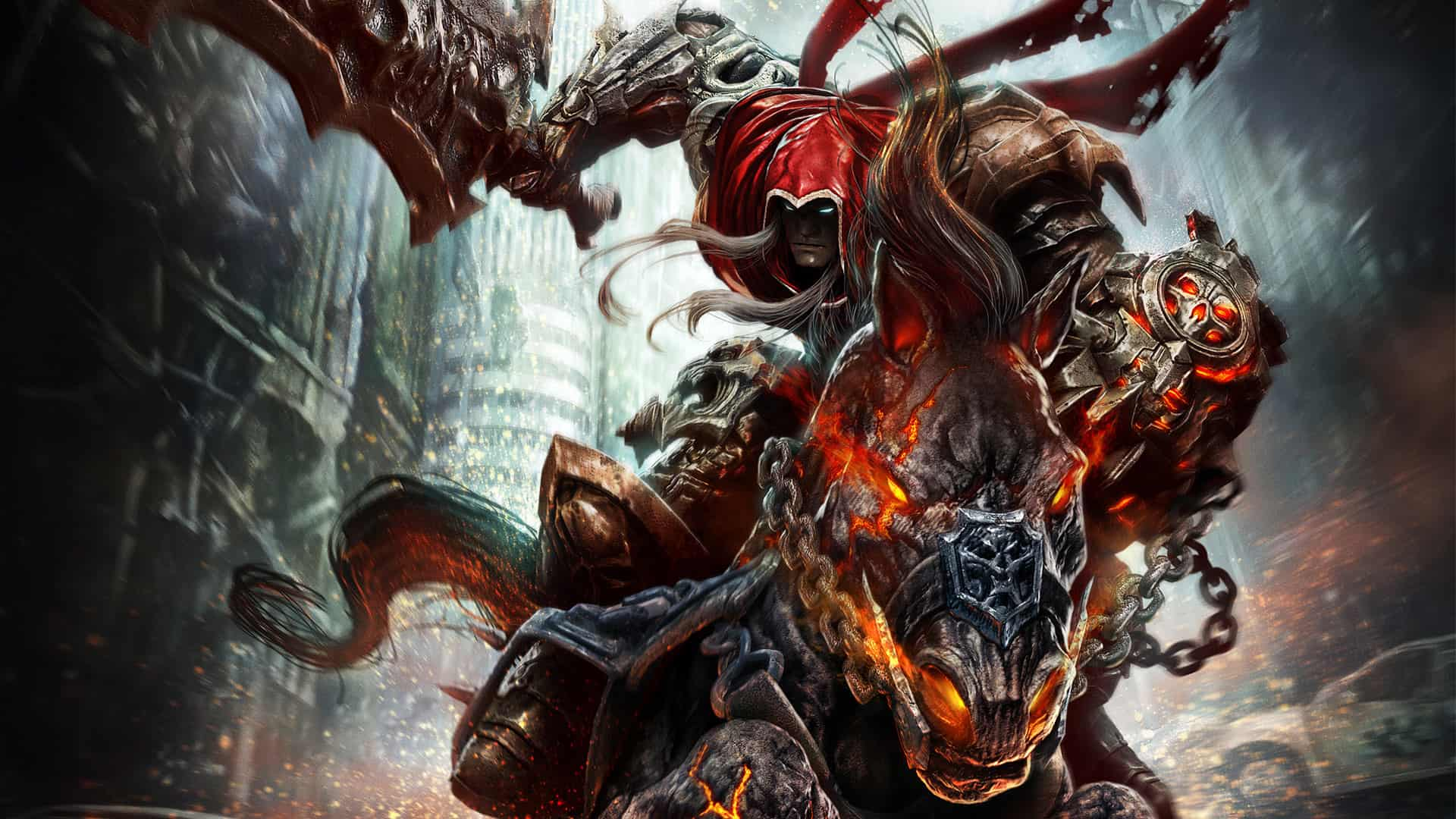 Darksiders: Warmastered Edition rimandata al 22 novembre