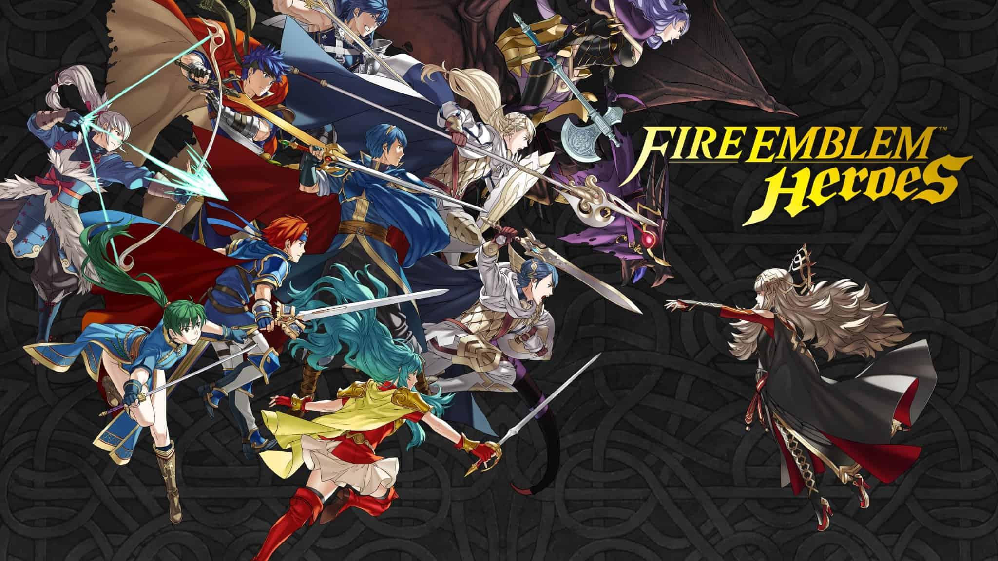 Fire Emblem Heroes Grande battaglia