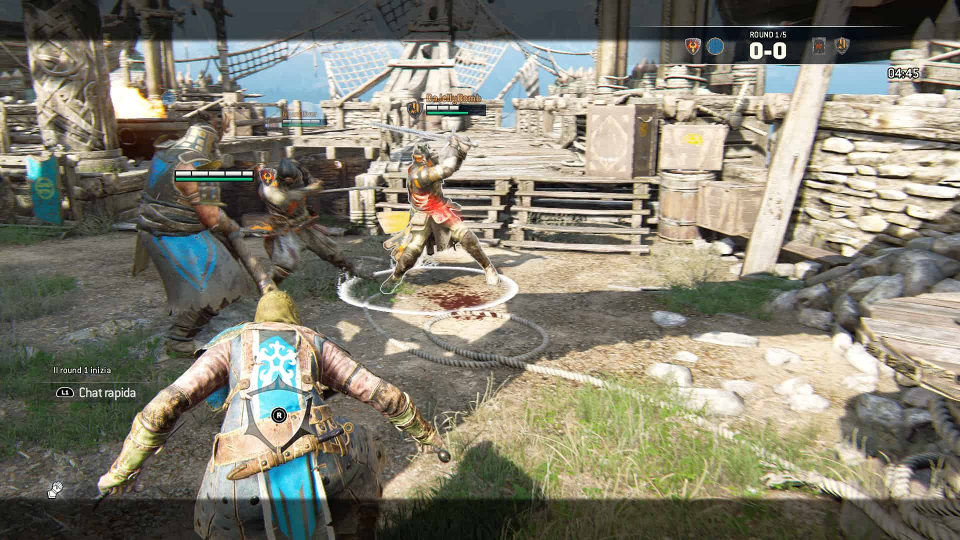 For Honor scr 4