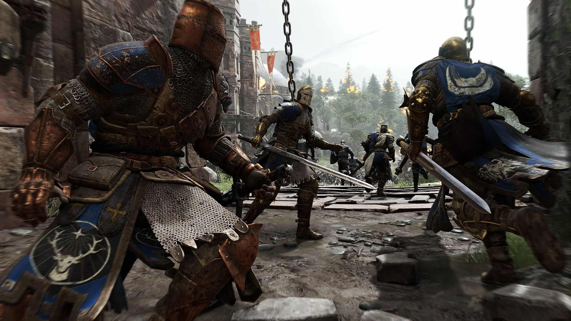I personaggi di For Honor sono storicamente accurati?