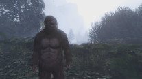 Grand Theft Auto V Bigfoot