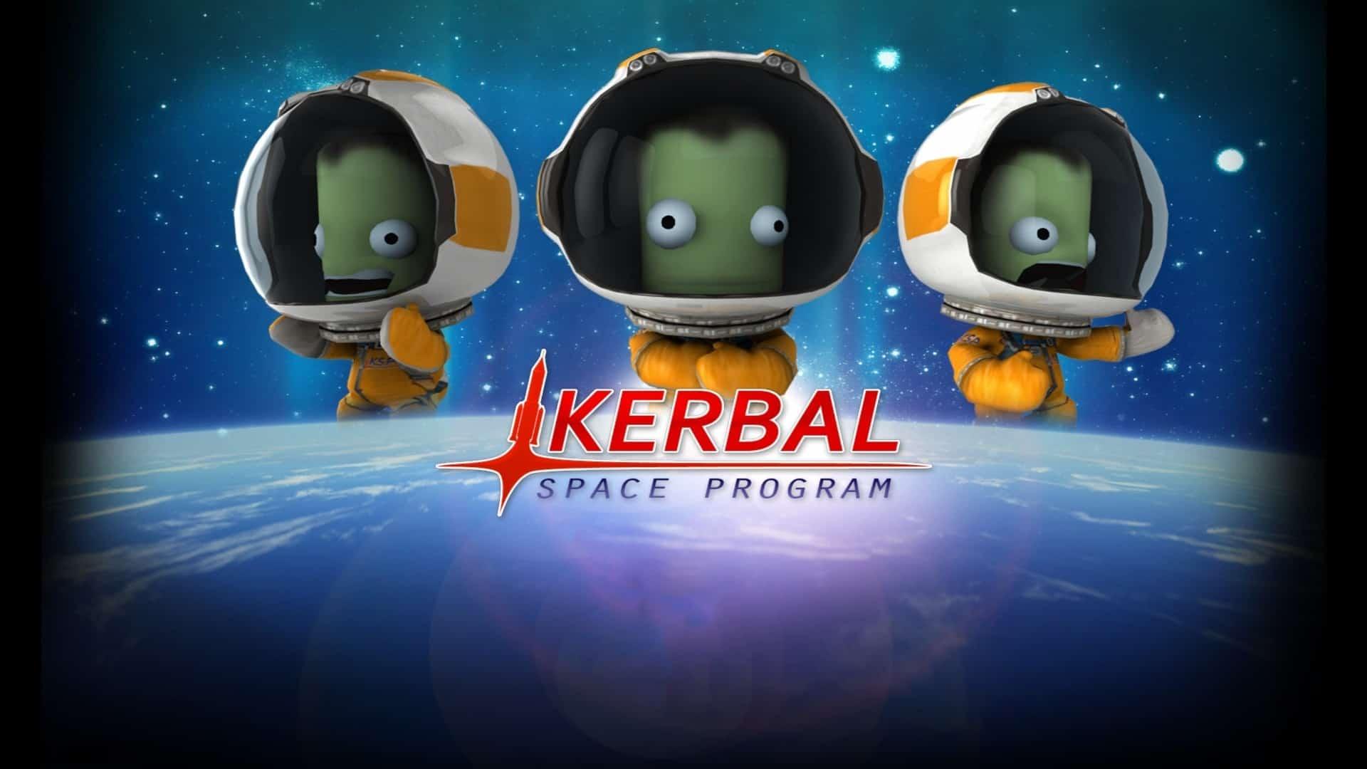 Kerbal Space Program immagine in evidenza