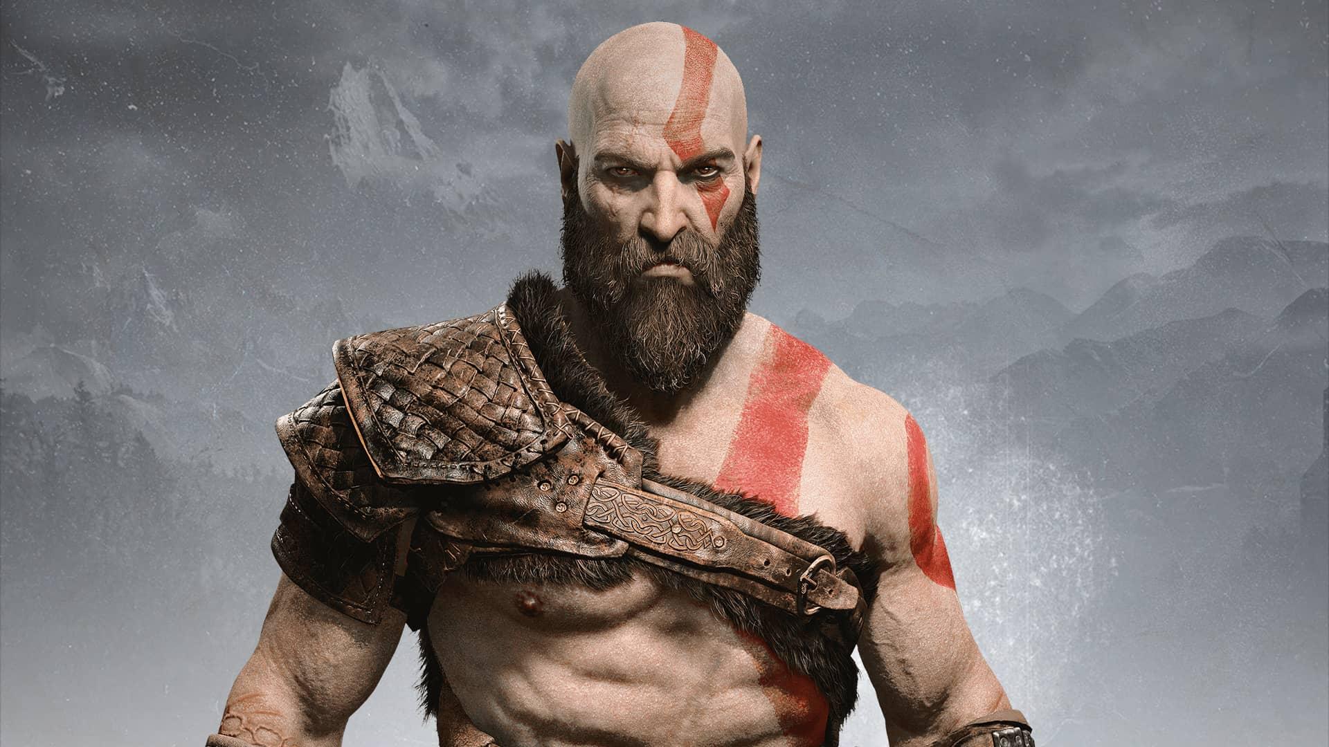 Kratos GoW 2018