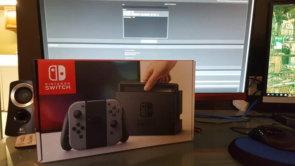 Nintendo: «Alcuni Switch rubati, ora tutto sotto controllo».