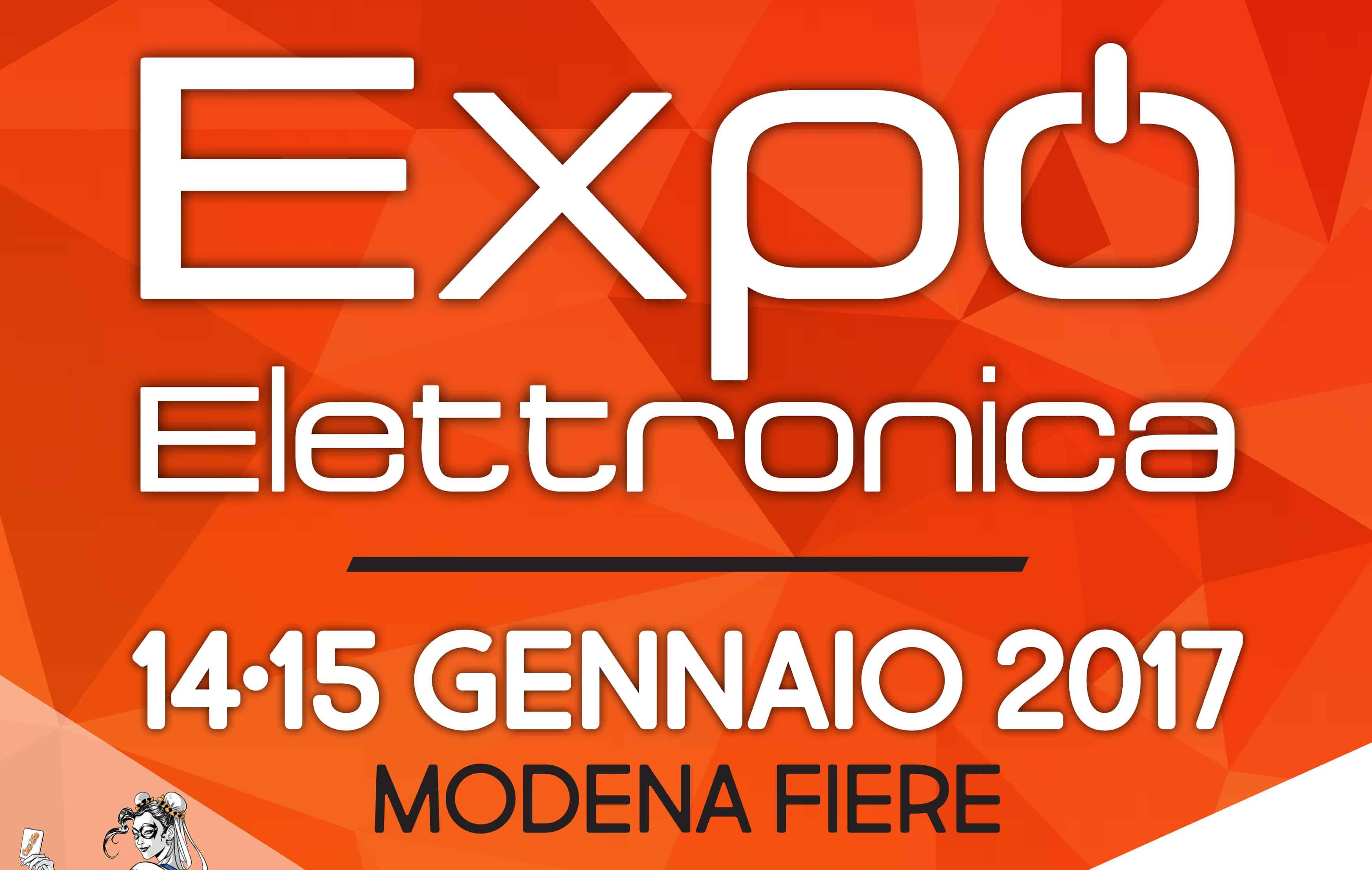 Modena Expo Elettronica 2016