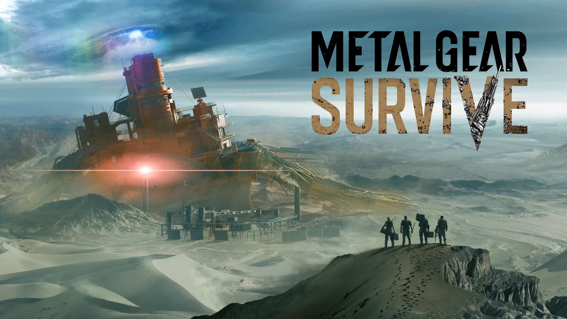 Metal Gear Survive immagine in evidenza