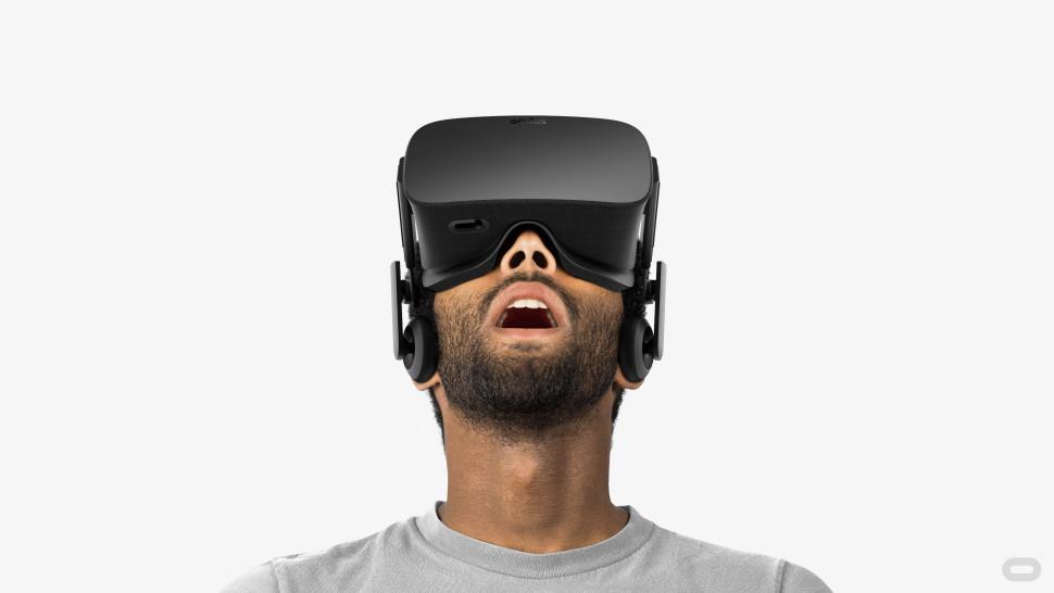 Oculus Rift immagine promozionale