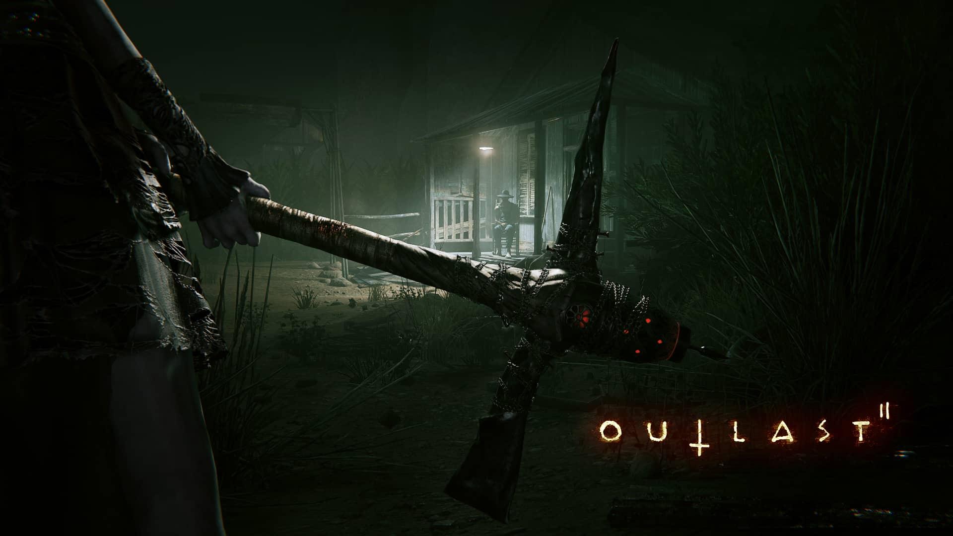 Outlast 2, rinviato al 2017