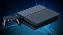 PS4 sfondo blu
