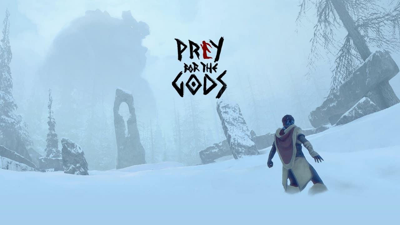 Prey for the Gods immagine in evidenza