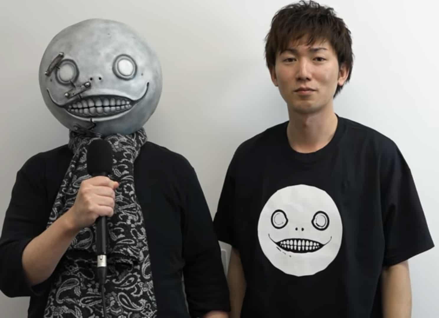 NieR: Automata Yoko Taro
