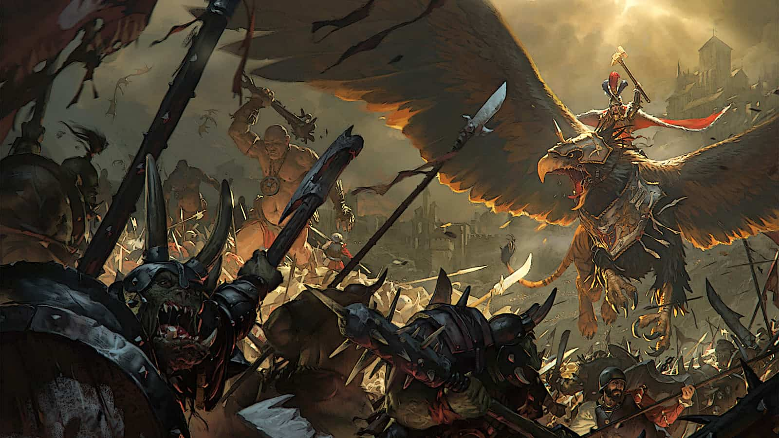 Total War Warhammer le migliori mod