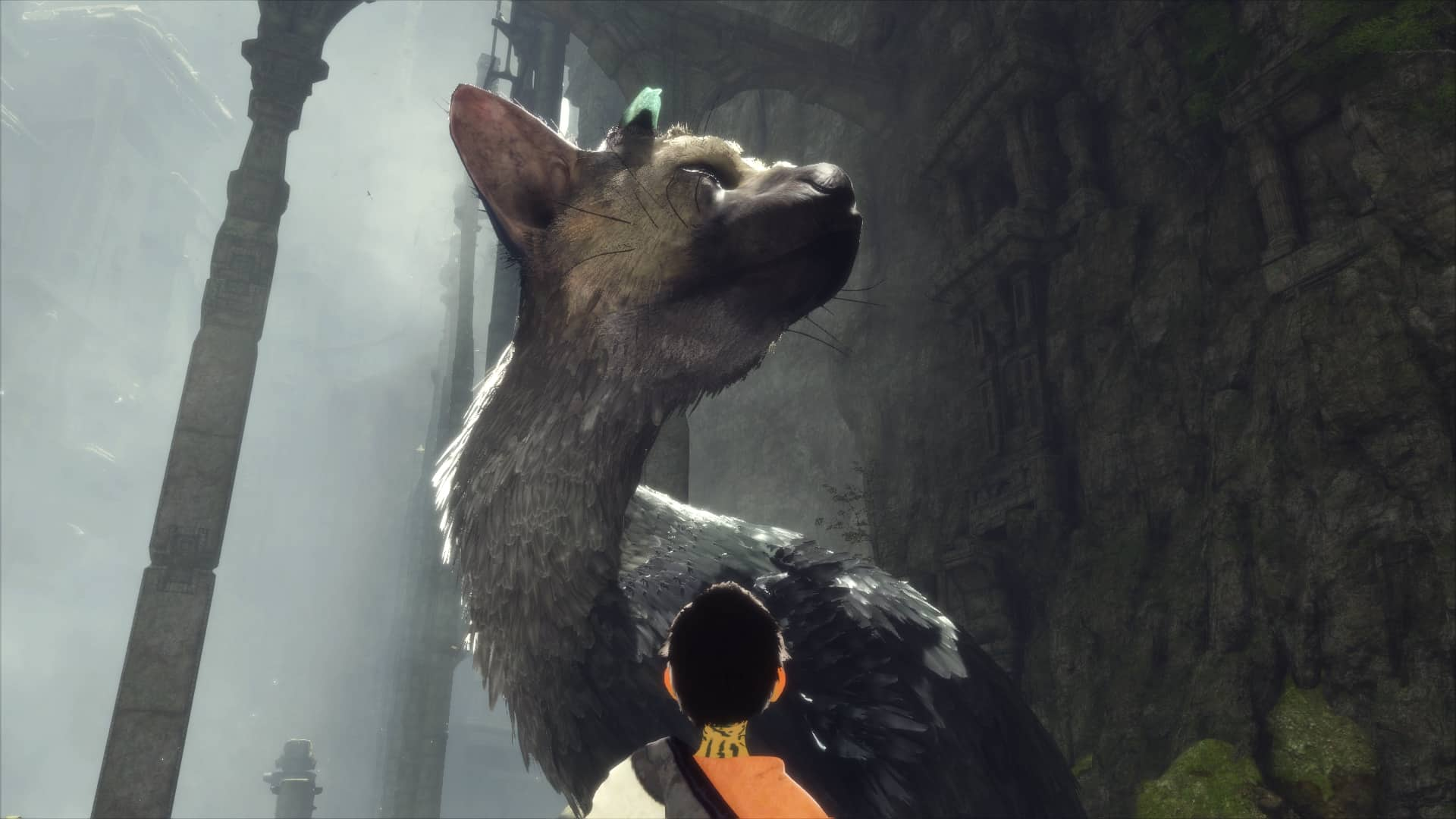 The Last Guardian screenshot 1