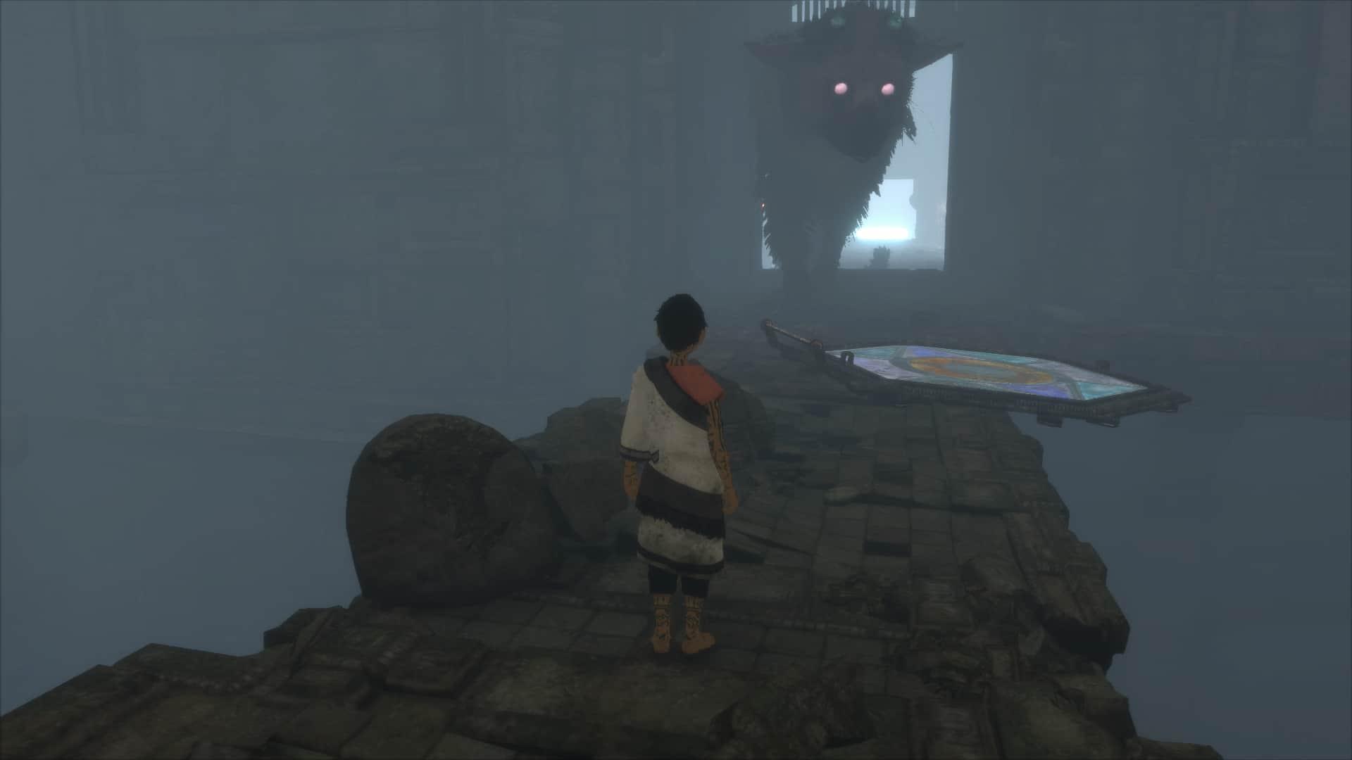 The Last Guardian screenshot 2