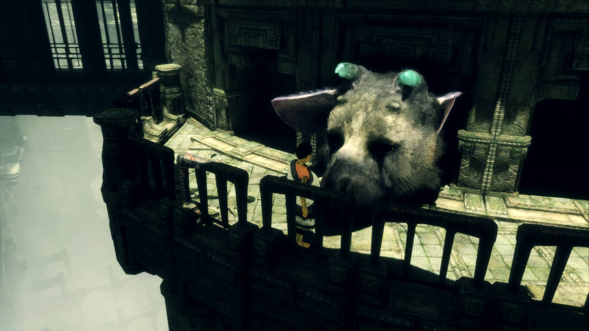 The Last Guardian screenshot 11