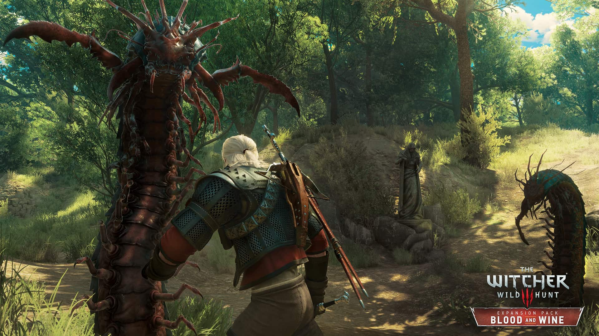 The Witcher 3 Blood and Wine mostri