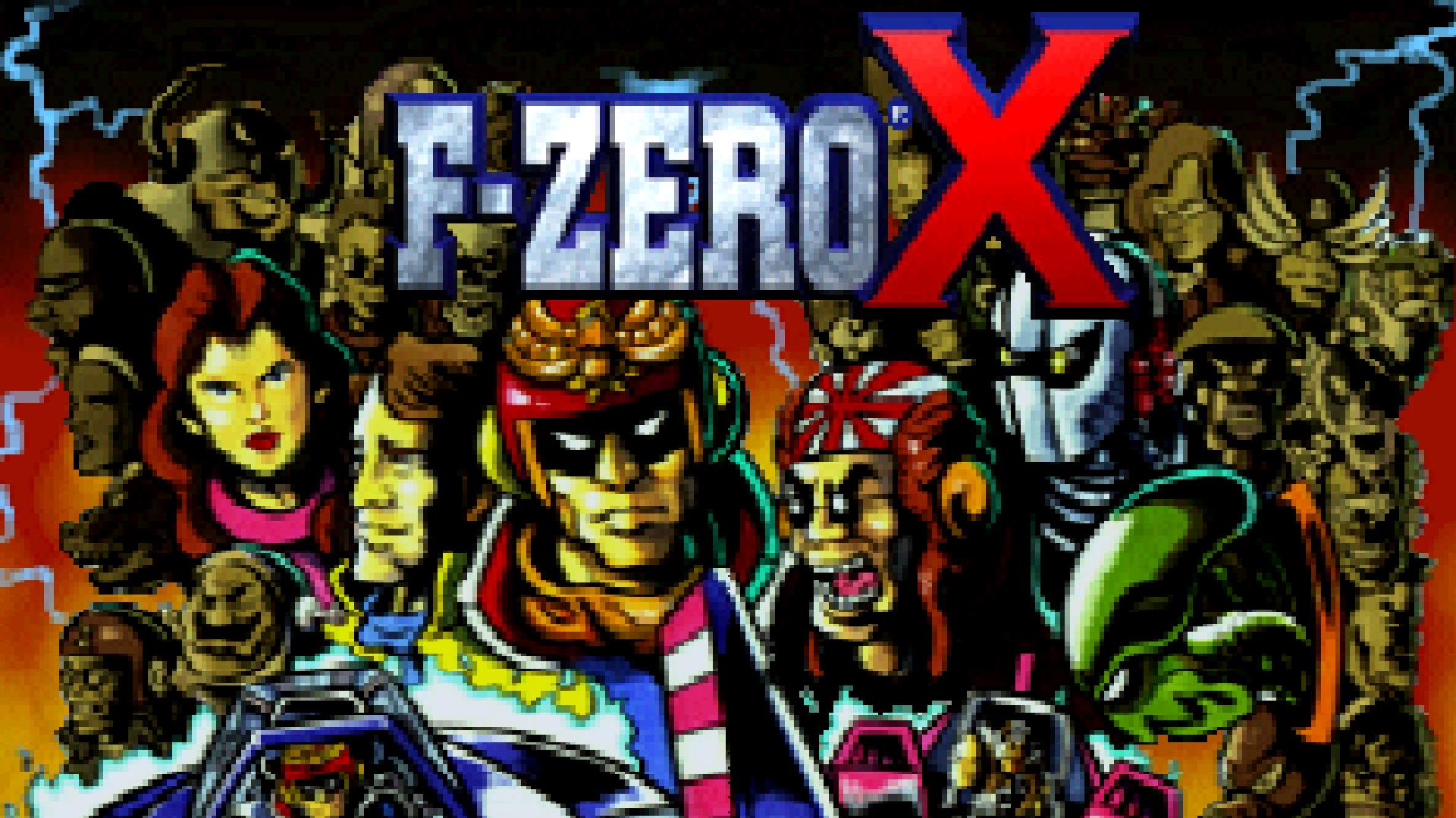 F-Zero X (Wii U) riceve un update che ne risolve alcuni problemi