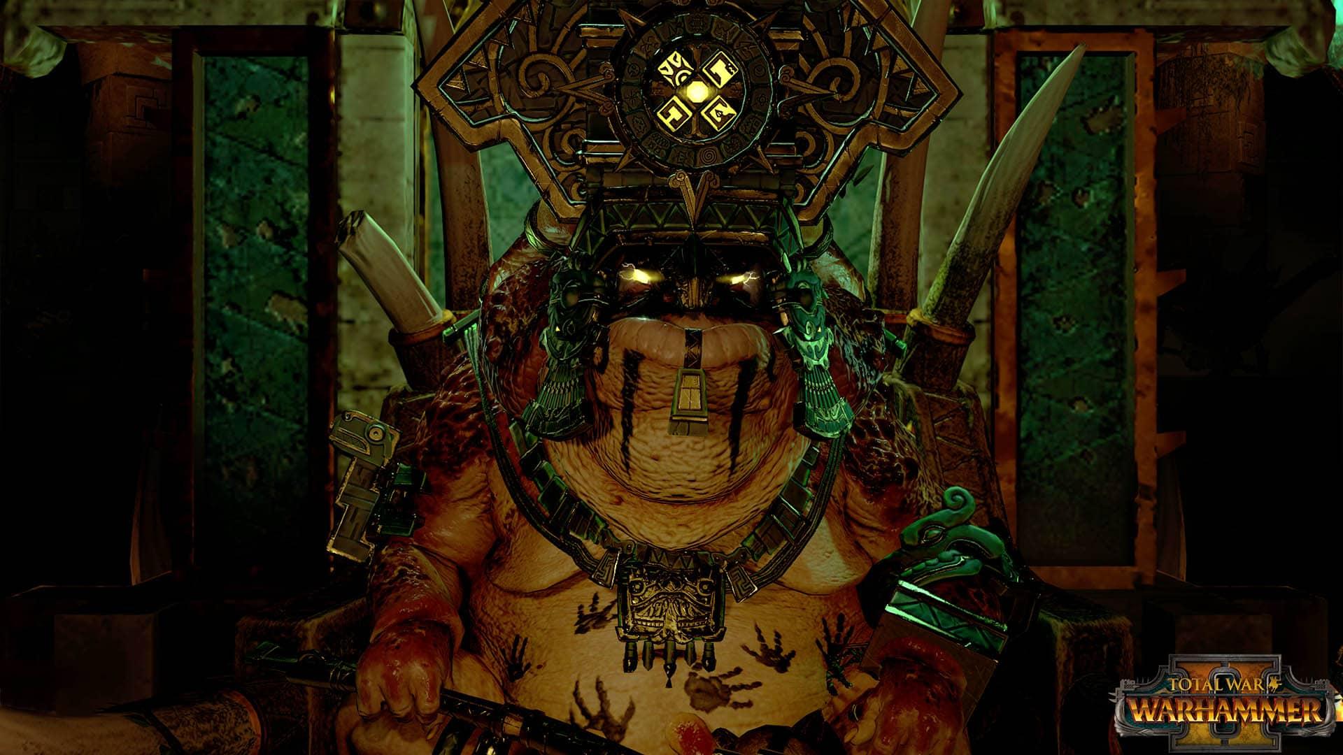 Total War: Warhammer 2 – annunciato il roster degli Uomini Lucertola