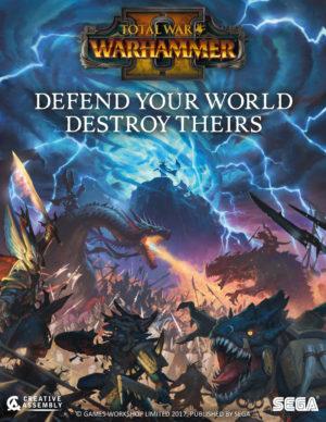 Total War Warhammer II cover provvisoria