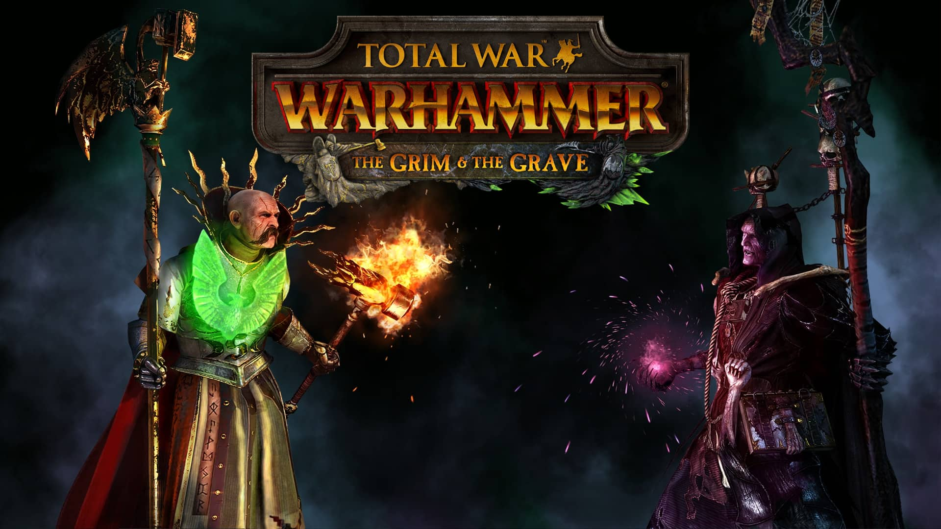 Total War Warhammer The Grim and the Grave immagine in evidenza