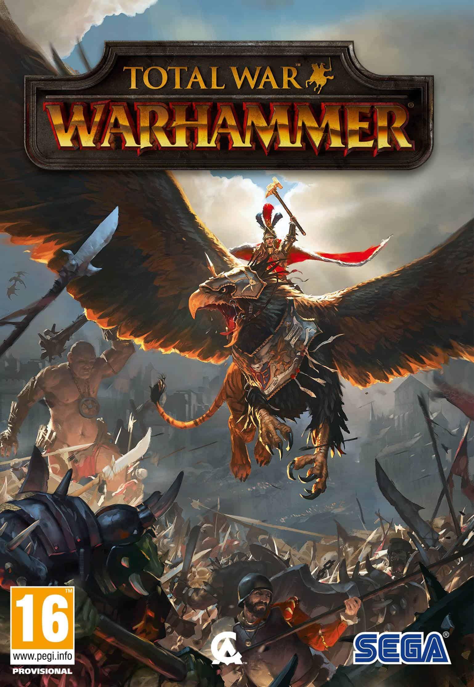 Total War Warhammer cover