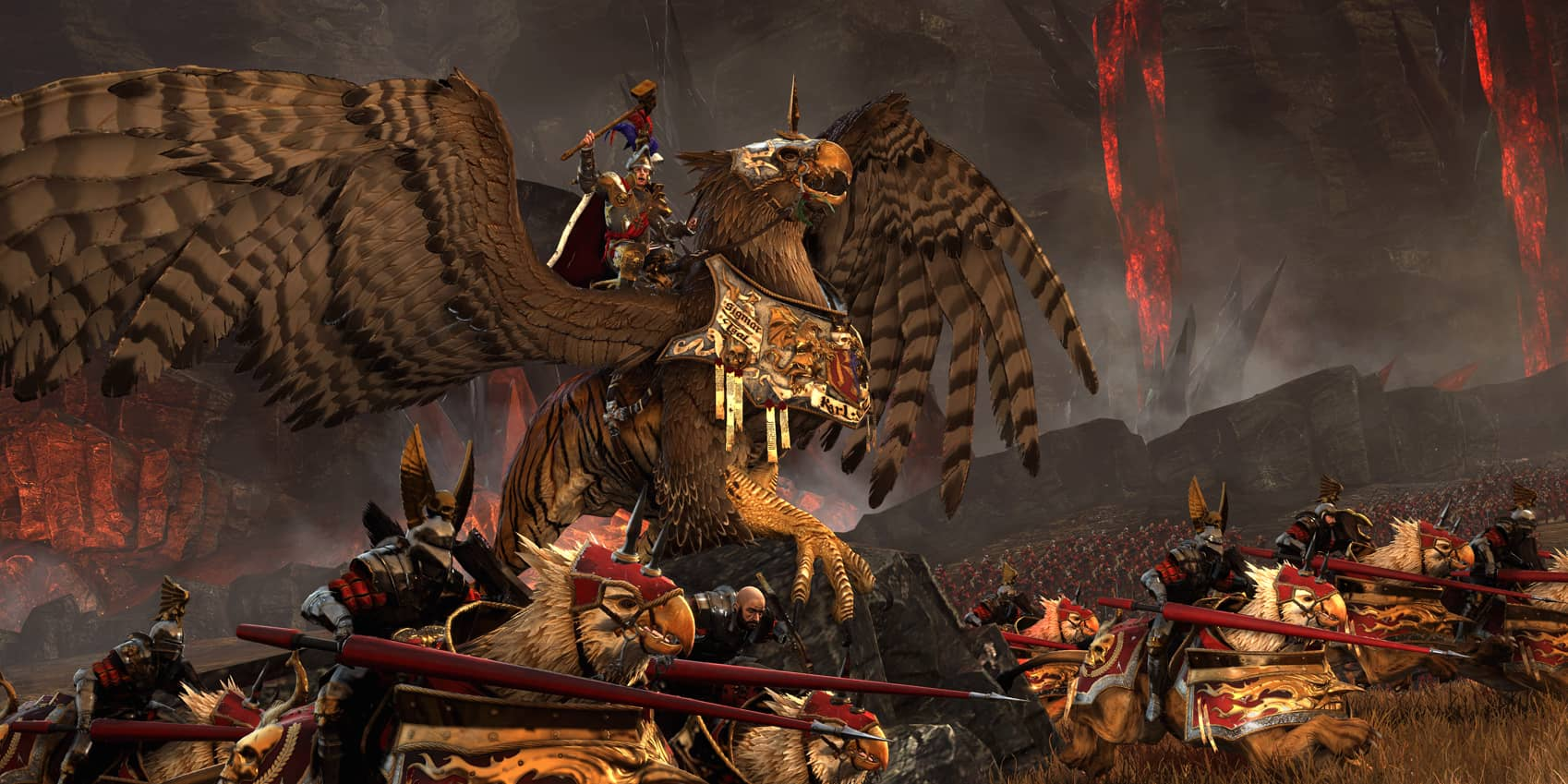 Total War Warhammer impero