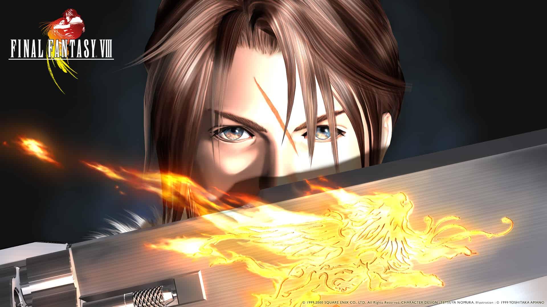 Final Fantasy VIII Squall