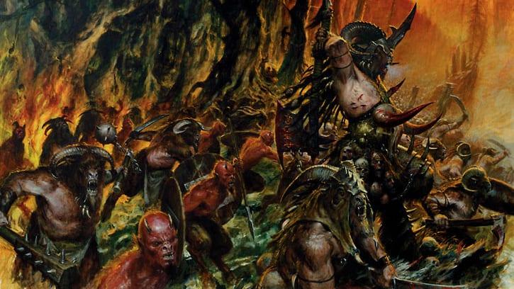 Warhammer Uominibestia