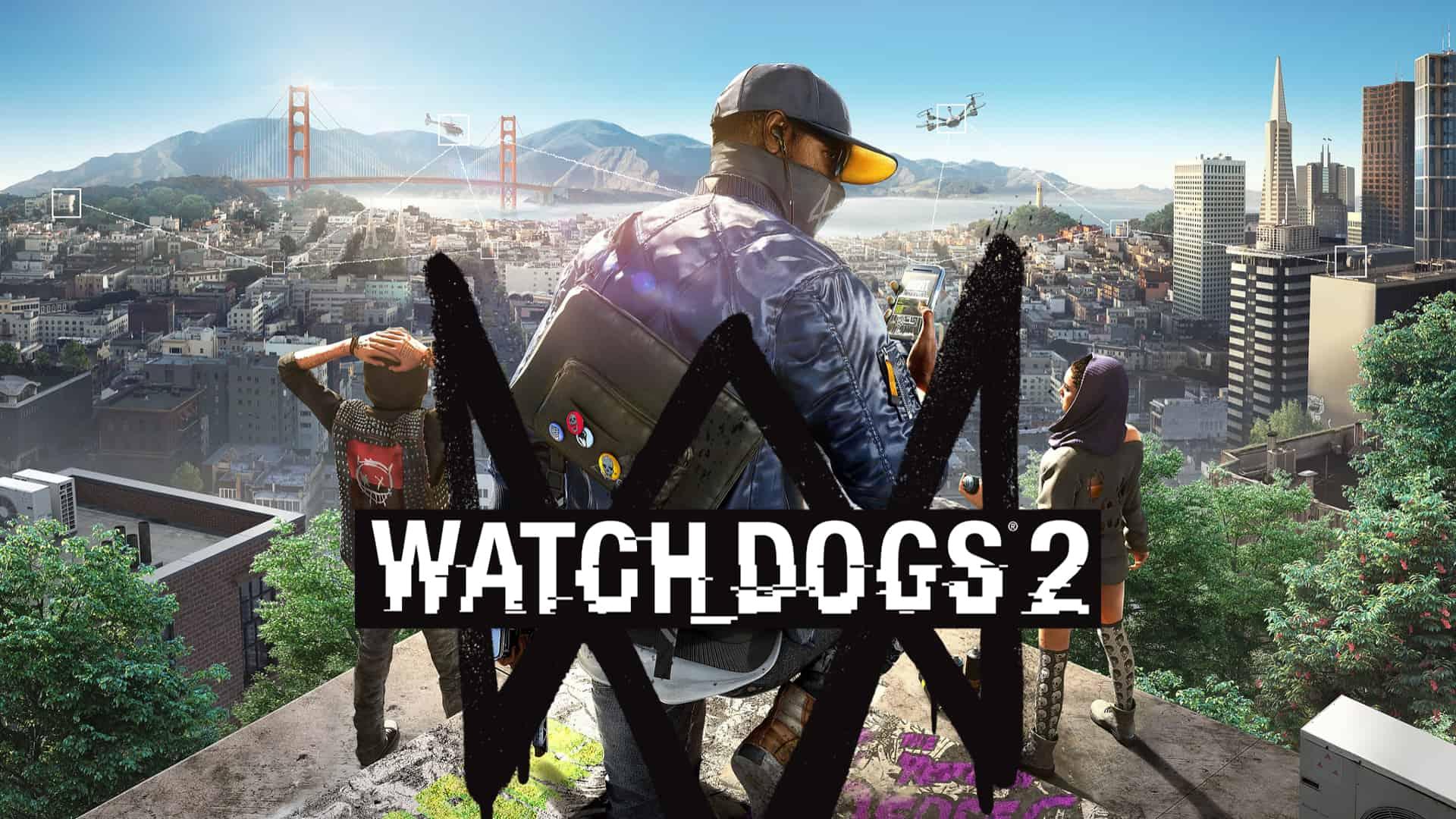 Watch Dogs 2 immagine in evidenza titolo