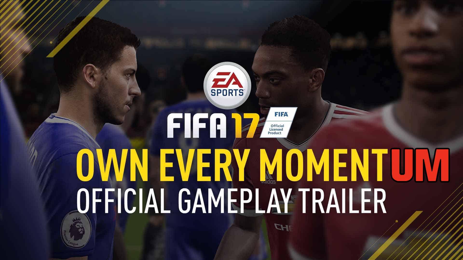 Momentum FIFA 17