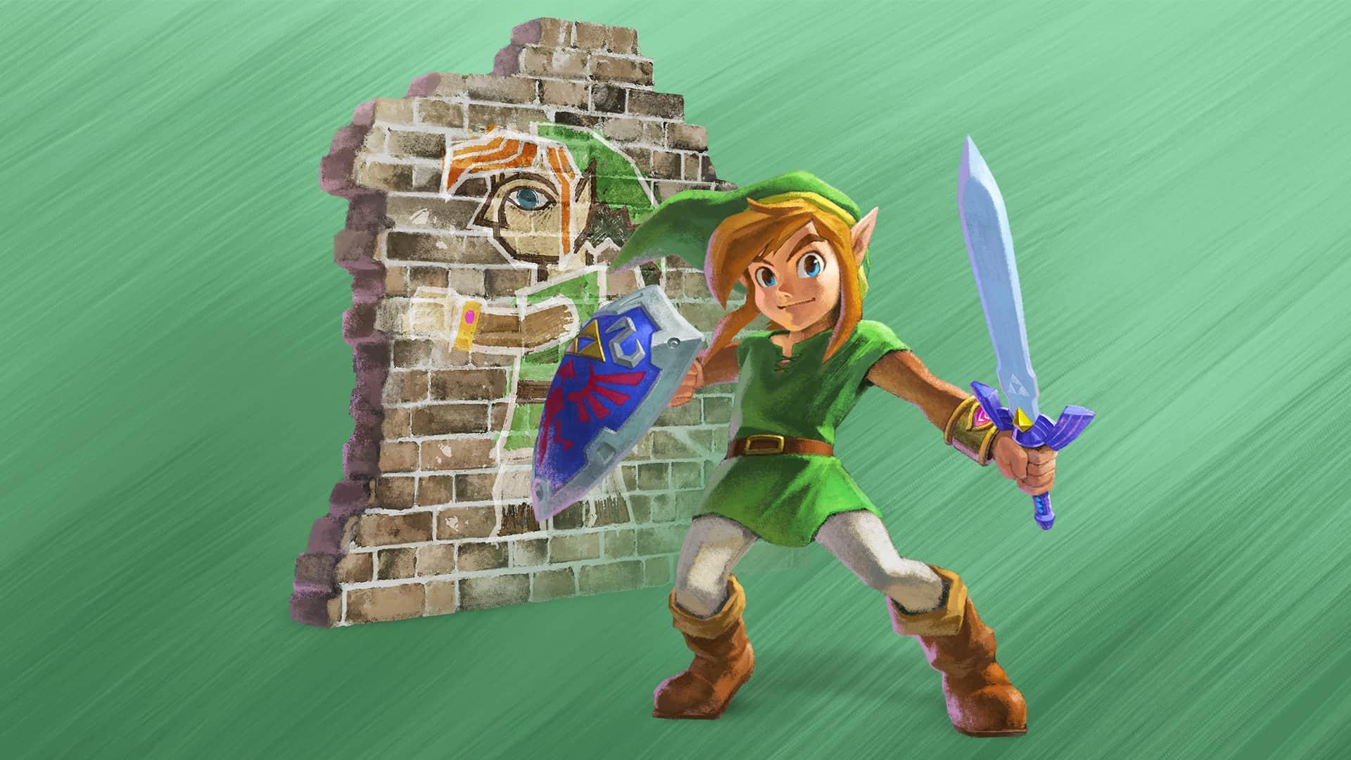 Zelda 2D