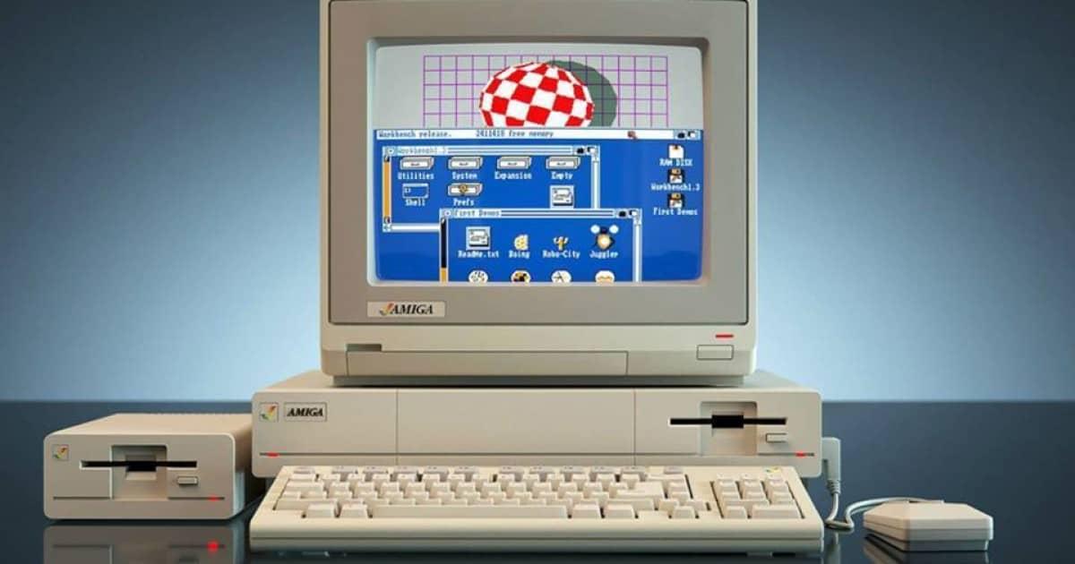 Tra Amiga e Puzzle, anche giocare è vintage