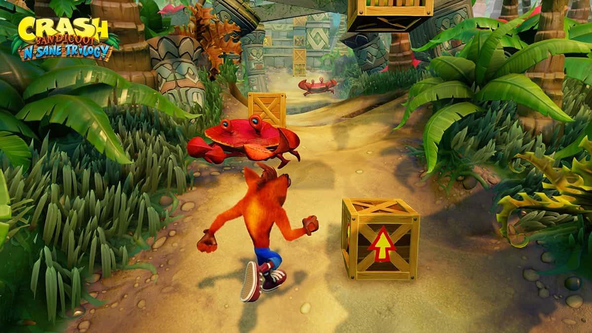 Crash Bandicoot N. Sane Trilogy data di uscita